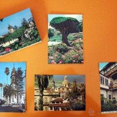 Postales: 50 POSTALES DE LA ISLA DE TENERIFE. Lote 46381310