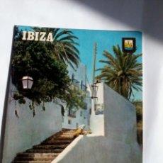 Postales: POSTAL IBIZA ISLA BLANCA.. Lote 46545548