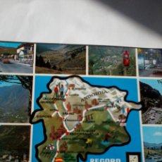 Postales: POSTAL VALLES DE ANDORRA. VALLS D´ANDORRA. Lote 46545631