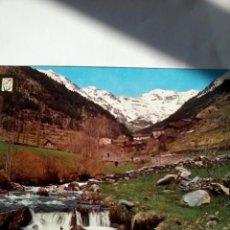Postales: POSTAL. VALLES DE ANDORRA. VALLS D´ANDORRA. ARINSAL VISTA PARCIAL. Lote 46545805