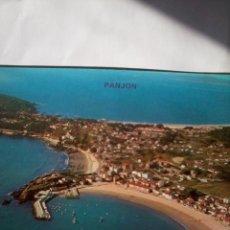 Postales: POSTAL. PANJON VIGO VISTA AÉREA.. Lote 46545954