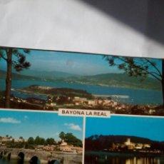 Postales: POSTAL BAYONA LA REAL VISTA PANORÁMICA. PONTEVEDRA. Lote 46546006