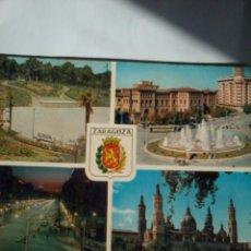 Postales: POSTAL ZARAGOZA.. Lote 46546042