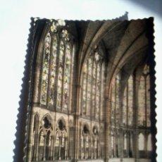 Postales: POSTAL CATERAL INTERIOR LEON. Lote 46547534