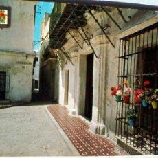 Postales: POSTAL. TARIFA CALLE TIPICA.. Lote 46837768