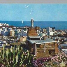 Postales: ALMERÍA, 1017 VISTA PENORÁMICA, GRUPO DE VENDEDORES DE PRENSA. Lote 47142577