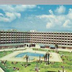 Postales: ALMERÍA, ROQUETAS DE MAR, HOTEL ZORAIDA PARK, I.G. DOMINGO. Lote 47142618