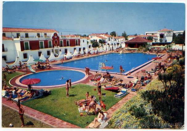 Postal san pedro alcantara hotel pueblo andaluz comprar for Hotel pueblo andaluz