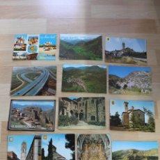 Postales: LOTE 230 POSTALES VARIAS SIN CIRCULAR CUADERNILLO POSTALES CUEVAS DEL DRACH. Lote 49260633