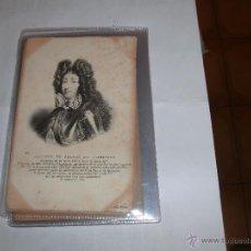 Postales: POSTCARD PHILIPPE DE FRANCE OU D'ORLEANS. Lote 49731195