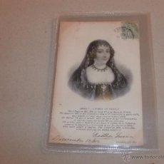 Postales: POSTCARD HENRIETTE MARIE DE FRANCE. Lote 49793374