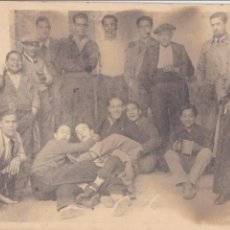 Postales: P-1877. POSTAL DE GRUPO. ESPAÑA. AÑOS VEINTE. SIN CIRCULAR.. Lote 50131138