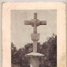 Postales: LA CREU DE MONTANYANS VICENS CASANOVA I QUEROL . Lote 50138777