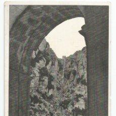 Postales: POSTAL DE FOTOGRAFIA DE FUNICULAR DE MONTSERRAT A S. JUAN - SIN CIRCULAR. Lote 50570839