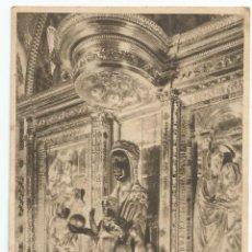 Postales: POSTAL DE FOTOGRAFIA NUEVO TRONO DE LA VIRGEN MONTSERRAT - SIN CIRCULAR. Lote 50570904