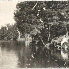 Postales: POSTAL DE FOTOGRAFIA DEL BARRANCO - LA CHATRE SUR LOIR - CIRCULADO. Lote 50570920