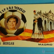 Postales: POSTAL LINA MORGAN EN VAYA PAR DE GEMELAS. TEATRO LA LATINA. Lote 52144224