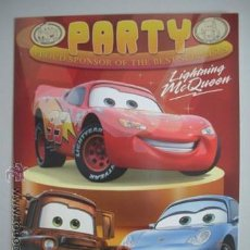 Postales: MAGNIFICA POSTAL DE DISNEY - CARS -. Lote 52740825