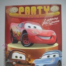 Postales: MAGNIFICA POSTAL DE DISNEY - CARS -. Lote 52740832