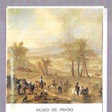 Postales: BLOCK DE 20 POSTALES, MUSEO DEL PRADO. EDITORIAL OFFO.. Lote 53901839