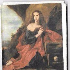 Postales: BLOCK DE 9 POSTALES. MUSEO DEL PRADO. EDICIONES DE ARTE OFFO.. Lote 53903231