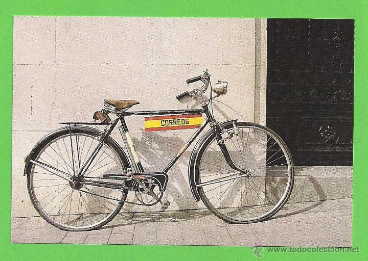 Postales: TARJETA POSTAL - 30 TARJETAS DEL MUSEO, POSTAL Y TELEGRÁFICO, CON SU ESTUCHE Y SUS SOBRES. - Foto 5 - 54747868