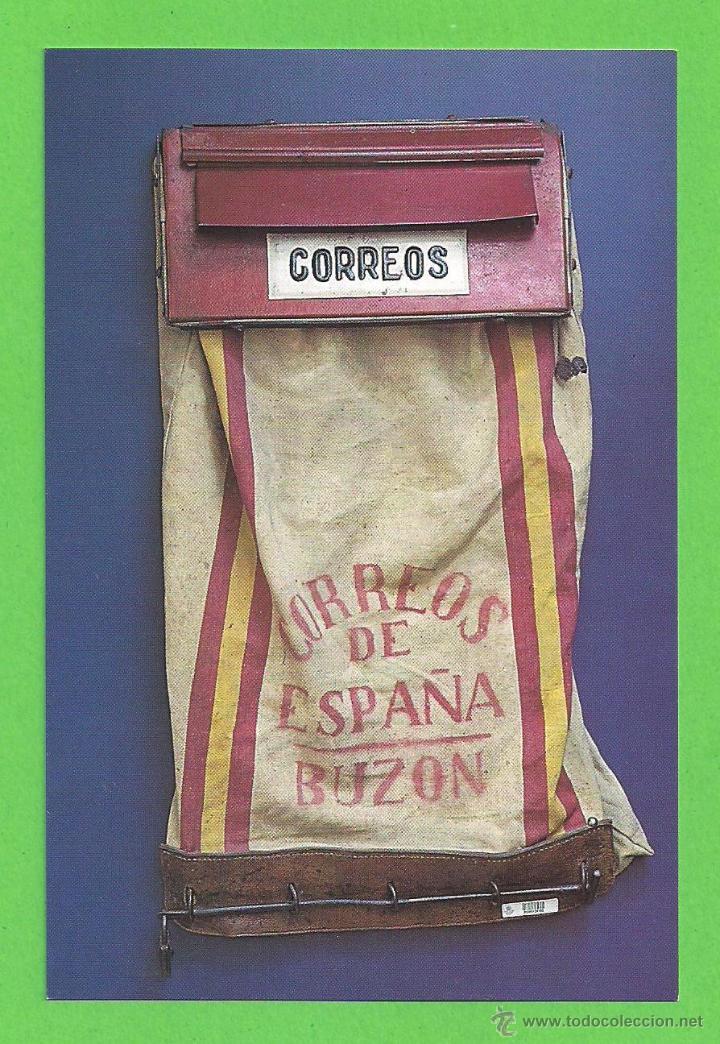 Postales: TARJETA POSTAL - 30 TARJETAS DEL MUSEO, POSTAL Y TELEGRÁFICO, CON SU ESTUCHE Y SUS SOBRES. - Foto 6 - 54747868