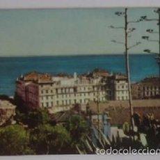 Postales: POSTAL HOTEL MIRAMAR - MALAGA. Lote 55142282