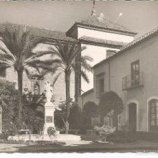 Postales: CÓRDOBA - PLAZA DE LAS CAPUCHINAS Y MONUMENTO AL OBISPO OSLO - Nº 35 ED. GARCÍA GARRABELLA. Lote 55190302