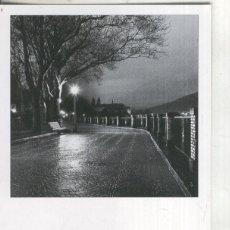 Postales: POSTAL 5683 : PROPAGANDA DE FOTOGALERIA IRUñA, EXPOSICION EN LA NOCHA DE ANDONI TORRES. Lote 55456273