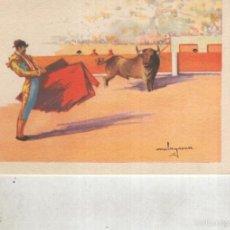 Postales: POSTAL 014820: ARTES DEL TOREO: ESTATUARIO. Lote 55516660