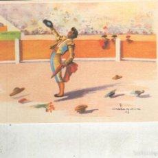 Postales: POSTAL 014827: ARTES DEL TOREO: OVACION. Lote 55516667