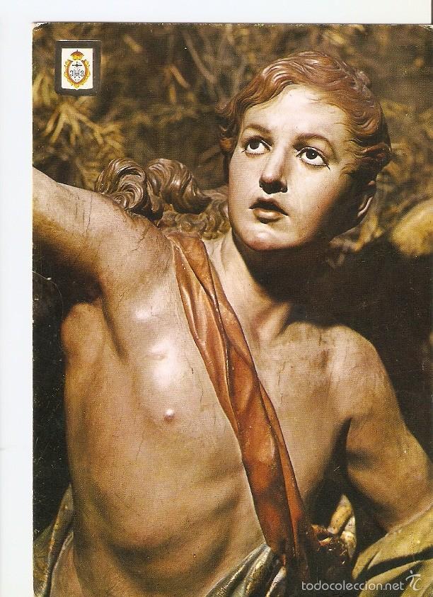 POSTAL 025080 : EL ANGEL. MUSEO SALZILLO (MURCIA) (Postales - Varios)
