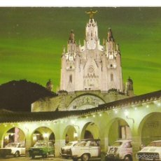 Postales: POSTAL 035239 : BARCELONA. TEMPLO DEL TIBIDABO. Lote 55607018