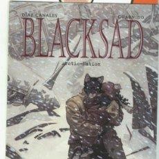 Postales: POSTAL (POST CARD) 000351: BLACKSAD. Lote 55610124