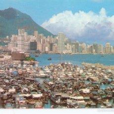 Postales: POSTAL 039412 : THE TIGER BALM GARDEN TOWARDS THE VICTORIA CITY. Lote 55616641