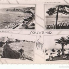 Postales: POSTAL-POSTCARD 17464: CANNES - COTE AZUR FRANCE. Lote 55655002