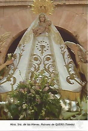 Resultado de imagen de Virgen de las nieves de quero