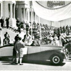 Postales: MÓNACO, BODA REAL DE RAINIERO Y GRACE KELLY, 1956. Lote 55700418