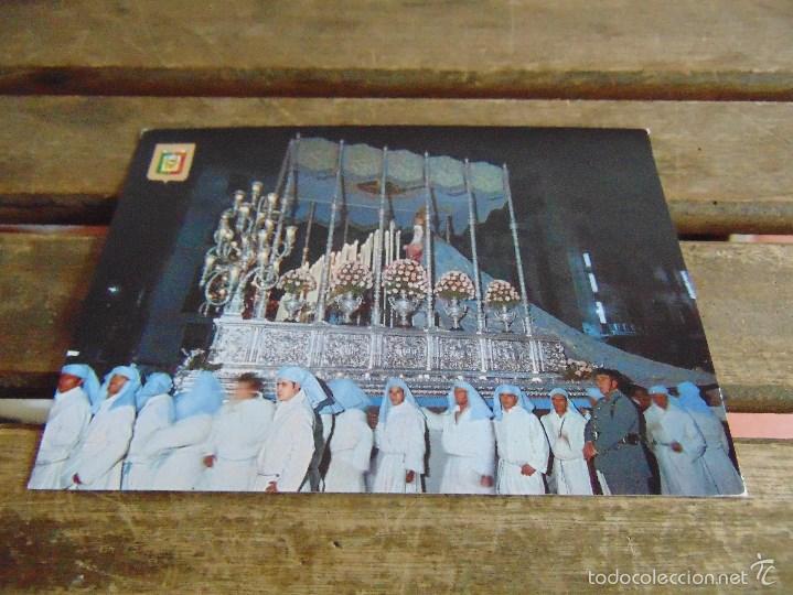 Tarjeta postal semana santa de malaga virgen de comprar postales tarjeta postal semana santa de malaga virgen del rosario postales espaa andalucia moderna thecheapjerseys Choice Image