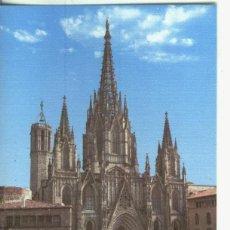 Postales: POSTAL: CATEDRALES: BARCELONA. Lote 55447191