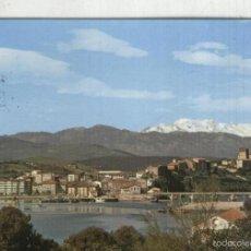 Postales: POSTAL: SANTANDER-SAN VICENTE DE LA BARQUERA. Lote 55449220