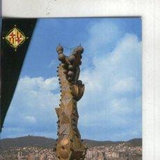 Postales: POSTAL: BARCELONA-SAGRADA FAMILIA. Lote 55449302