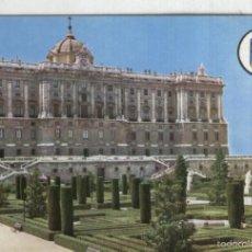 Postales: POSTAL: MADRID: PALACIO DE ORIENTE. Lote 55450439
