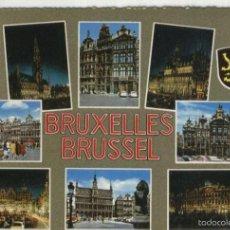 Postales: POSTAL: BRUXELLES. Lote 55450581