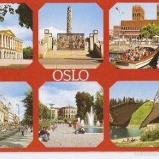 Postales: POSTAL 046534 : OSLO. NORWAY. Lote 56339203