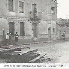 Postales: POSTAL 55077: GERONA. SANT NARCIS. INUNDACION 13 SEPTIEMBRE 1963. Lote 56625185