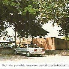 Postales: POSTAL 55127: ESTACION DE GIRONA. 1991. Lote 56625238