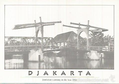 POSTAL 55316: DJAKARTA. AÑO 1920 (Postales - Varios)
