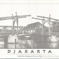 Postales: POSTAL 55316: DJAKARTA. AO 1920. Lote 56625433
